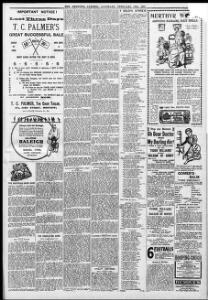 Advertising 1910-02-19 The Merthyr Express - Welsh Newspapers Online