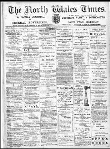 Thumbnail of a page from The North Wales Times