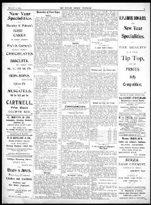 Thumbnail of a page from The Welsh Coast Pioneer and Review for North Cambria
