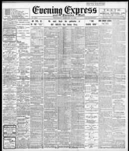 Advertising 1903-02-18 Evening Express - Welsh Newspapers Online