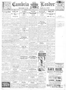 Advertising|1914-04-06|The Cambria Daily Leader - Welsh Newspapers
