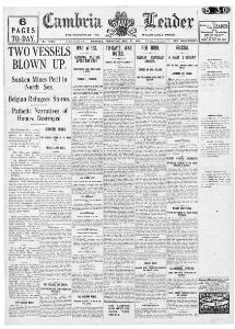 Advertising|1914-08-27|The Cambria Daily Leader - Welsh
