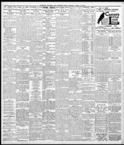 LATE PROFESSOR EVANS  I|1903-04-13|Evening Express - Welsh