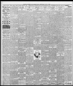 BAROMETRICAL INDICATIONS I 1903-05-06 Evening Express
