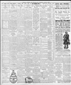 IRISH LAND BILL |1903-06-25|Evening Express - Welsh