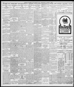 FOR WOMEN FOLK ' —-———?—————|1903-08-05|Evening Express - Welsh