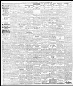 M!SS KATE SEYMOUR DEAD  1903-09-09 Evening Express - Welsh