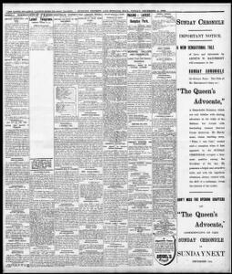 RUSSELL ROMANCE|1903-12-04|Evening Express - Welsh