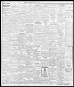 ICHAEGE OF T MBKZZi KMKNT |1904-06-20|Evening Express - Welsh