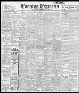 Advertising 1904-07-29 Evening Express - Welsh Newspapers