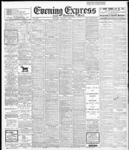 Advertising|1904-08-01|Evening Express - Welsh Newspapers