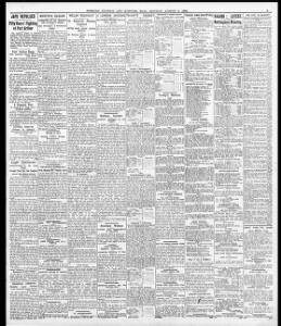 CARDIFF ARRIVALS|1904-08-09|Evening Express - Welsh Newspapers