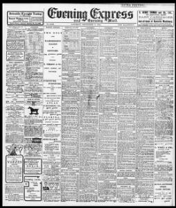 Advertising 1904-09-03 Evening Express - Welsh Newspapers