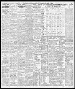 KILLED BY A KICK FROM A HORSE I|1904-09-13|Evening Express - Welsh