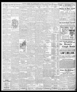 STORY FOR TO-DAY I|1904-11-19|Evening Express - Welsh Newspapers