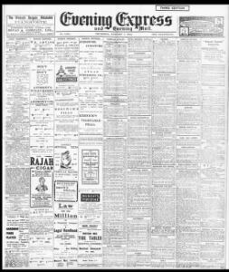 Advertising 1905-01-05 Evening Express - Welsh Newspapers