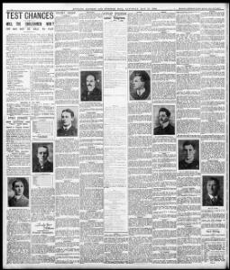 YSTRAD MYNACH |1905-05-27|Evening Express - Welsh Newspapers