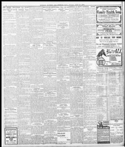To-morrow's -Racing  I 1905-07-21 Evening Express - Welsh Newspapers