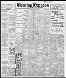 Advertising 1906-01-03 Evening Express - Welsh Newspapers Online