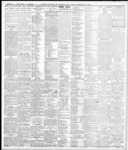 TO-MORROW'S MATCHES ANDI ITEAMS,i  LOCAL TEAMS  j|1906-02-23