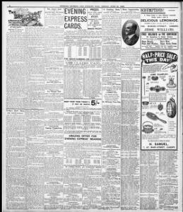 No title]|1906-06-29|Evening Express - Welsh Newspapers