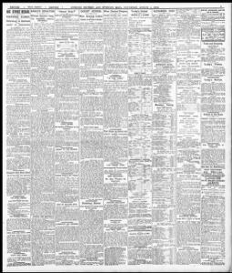 I CARDIFF HEIRESS  I £ —————i—————|1906-08-04|Evening Express