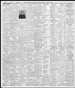 INORTHAMPTONSHIRE V  WESTI IINDIANS I|1906-08-16|Evening Express