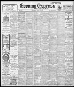 Advertising|1907-03-30|Evening Express - Welsh Newspapers
