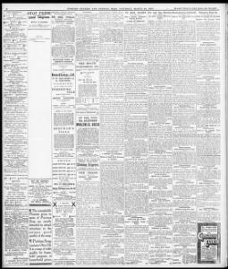 DEATH OF A CAROl NAL |1907-03-30|Evening Express - Welsh Newspapers