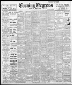 Advertising|1907-06-20|Evening Express - Welsh Newspapers