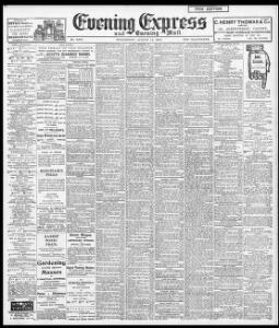 Advertising|1907-08-14|Evening Express - Welsh Newspapers