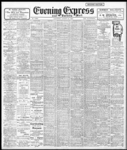 Advertising|1907-08-24|Evening Express - Welsh Newspapers