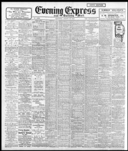 Advertising|1907-08-31|Evening Express - Welsh Newspapers