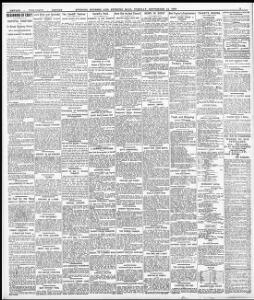 BEGINNING OF END? i|1907-09-24|Evening Express - Welsh Newspapers