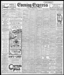 Advertising|1907-10-25|Evening Express - Welsh Newspapers