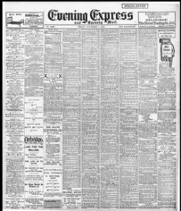Advertising|1907-11-01|Evening Express - Welsh Newspapers