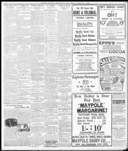 I Passing Pleasantries |1908-02-07|Evening Express - Welsh