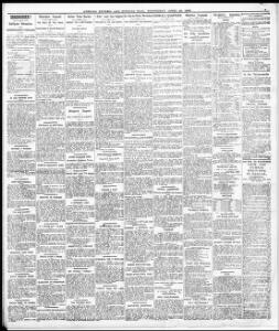 SURCHARGED! '|1908-04-29|Evening Express - Welsh Newspapers