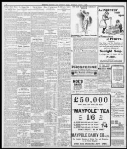 To-day's Short Story |1908-06-02|Evening Express - Welsh
