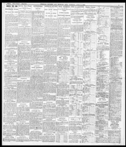 WARWICKSHIRE V  WORCESTERSHIRE |1908-06-09|Evening Express