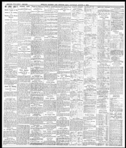 Double Tragedy at Sea|1908-08-08|Evening Express - Welsh Newspapers