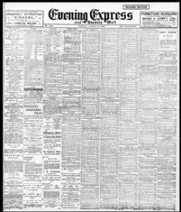 Advertising 1908-08-25 Evening Express - Welsh Newspapers Online