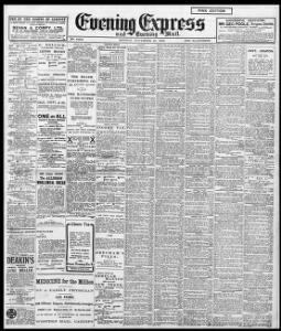 Advertising 1908-11-16 Evening Express - Welsh Newspapers