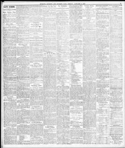 I GRIM HUMOUR OF A FIRE I|1909-01-08|Evening Express - Welsh
