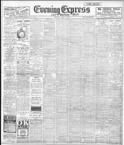 Advertising|1909-05-03|Evening Express - Welsh Newspapers Online