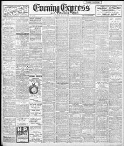 Advertising 1909-05-11 Evening Express - Welsh Newspapers
