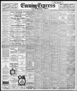 Advertising|1909-06-21|Evening Express - Welsh Newspapers