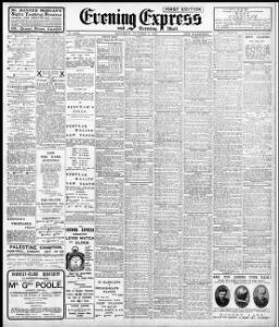 Advertising|1909-10-09|Evening Express - Welsh Newspapers
