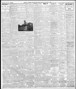 I HUSBAND VINDICATEDI|1909-10-26|Evening Express - Welsh Newspapers