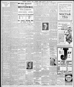 SHORT STORY ] A Plot That Failed  , 0 1|1910-05-16|Evening